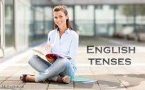 Времена глаголов в английском (English tenses): таблица времен английского языка, примеры, советы для легкого запоминания