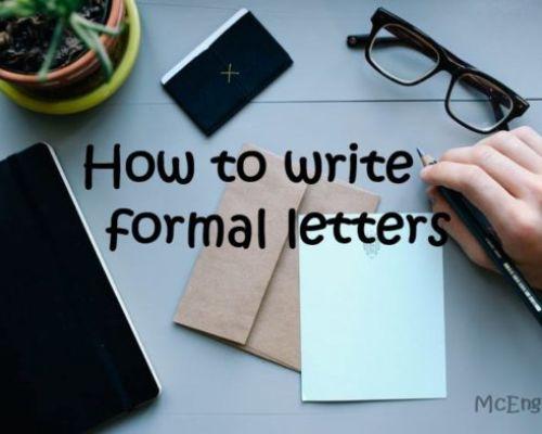 Деловое письмо на английском — Formal letter: правила деловой переписки на английском языке