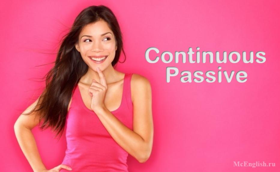 continuous passive